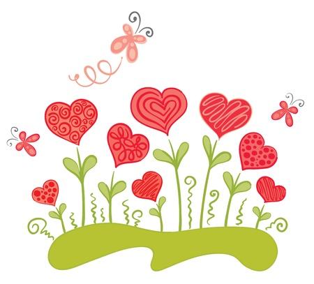 Love grass  Vector