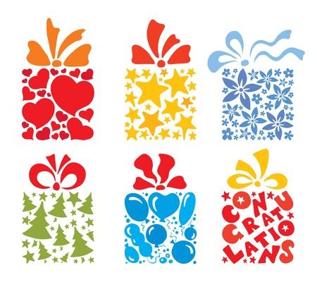 christmas gift box: Gifts for all holidays