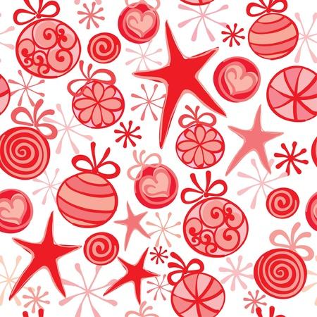 Christmas wrapping  Stock Vector - 11463893
