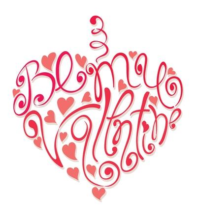romanticismo: Cuore - Be my Valentine