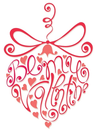 Ornament -- Heart  Stock Vector - 11961220