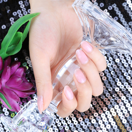 nails: Elegant nails