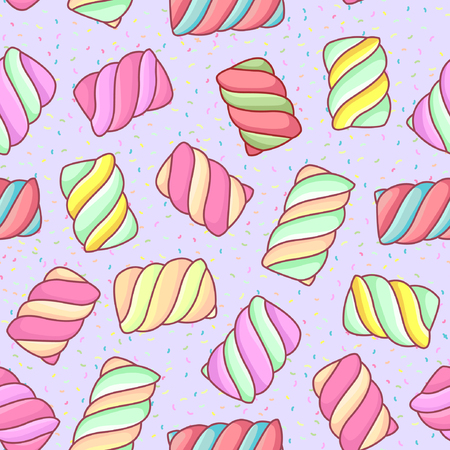 Marshmallow pattern