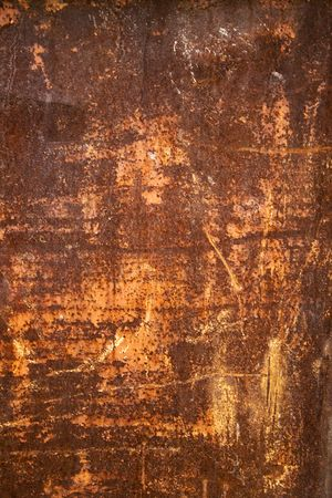 ferro: background picture of old and rusty texture