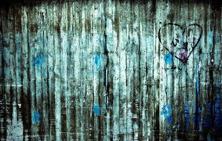 grafitti: background picture of urban concrete wall Stock Photo