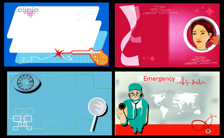 inspect: namecard   businestcard  background doctor