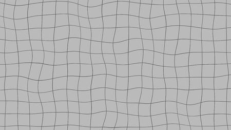 Warping mesh background illustration