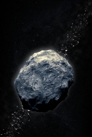 planetoid: Solar system - asteroid belt
