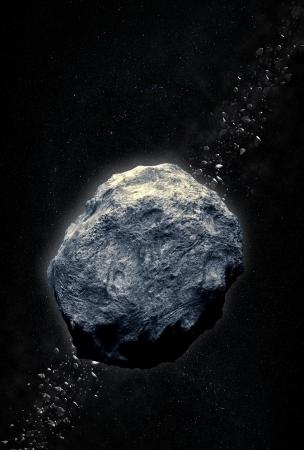 Solar system - asteroid belt