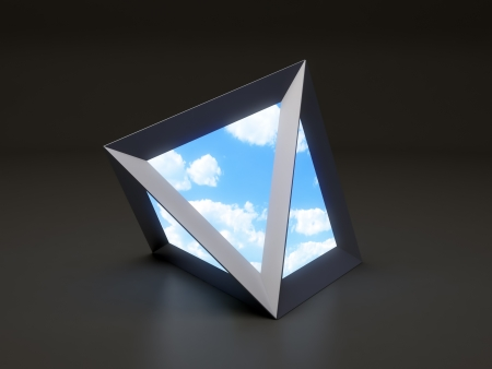 another: A futuristic portal to another dimension