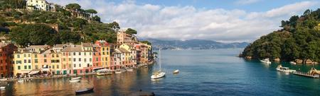 Portofino town in Italy