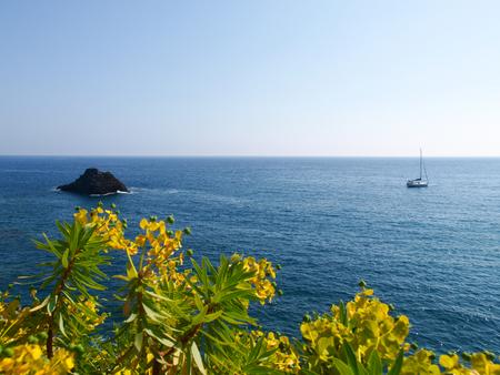 monterosso: Monterosso al Mare, Italy  View of the sea promenade