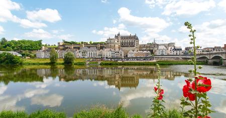 Amboise, France  Along the route of the castles on the Loire River - Ville d