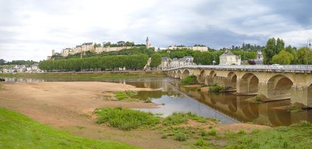 royale: Forteresse Royale de Chinon en Francia