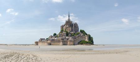 st michel: Mont St. Michel, France Stock Photo