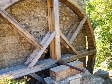 corse: Corse - Corsica, France: old moule Stock Photo