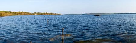 corsica: Corse - Corsica, France: pond of Urbino Stock Photo