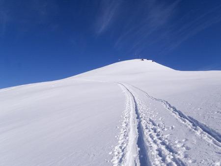 ice dam: Foisch Switzerland: Beautiful sunny day and the snow in the Italian Switzerland. Airolo Hut Foisch