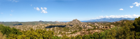 corse: Corse - Corsica, France: Image of desert of Agriates