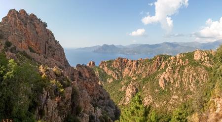 Corse - Corsica, France: image of Calanche di Piana