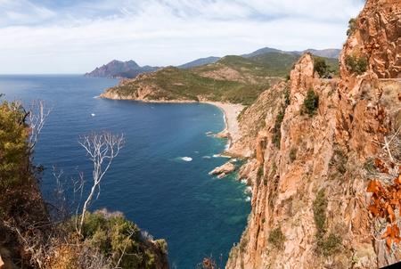 Corsica, France: the Calanques of Piana