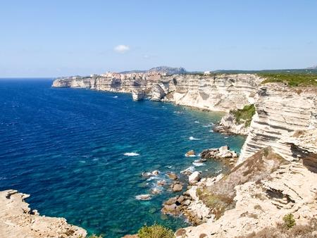 corse: Corse - Corsica, France: Image of the country of Bonifacio.