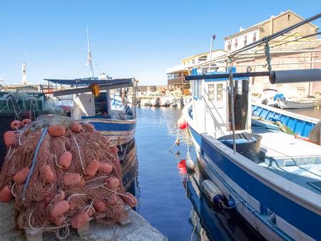 corse: Corse - Corsica, France: Image of Cap Corse, the mediterranean coast. Port of Centuri.