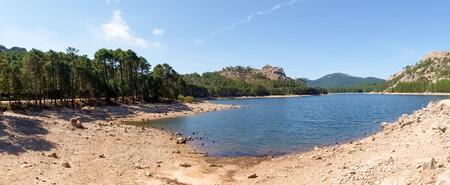 corse: Corse - Corsica, France: The Lake of hospital
