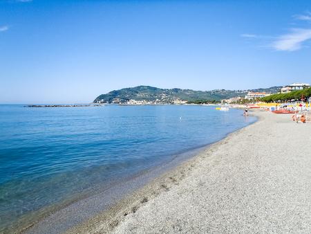 San Bartolomeo, Italy: Beach and sea