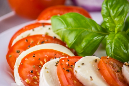 Tomatoe Mozzarella