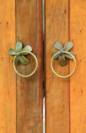 art door: The Beautiful Thailand Vintage art door