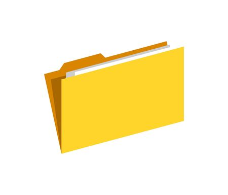 Simple Folder Icon