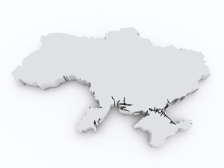 ukraine: ukraine map