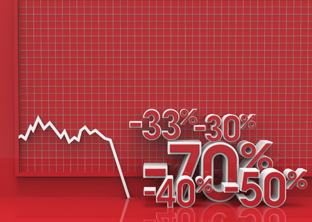 regress: market crash discount bundle red
