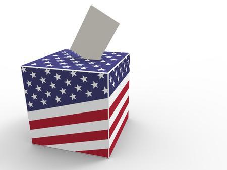 voter registration: united states election