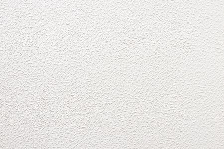 Abstract white grunge cement wall texture background. Textural white background for design. Reklamní fotografie