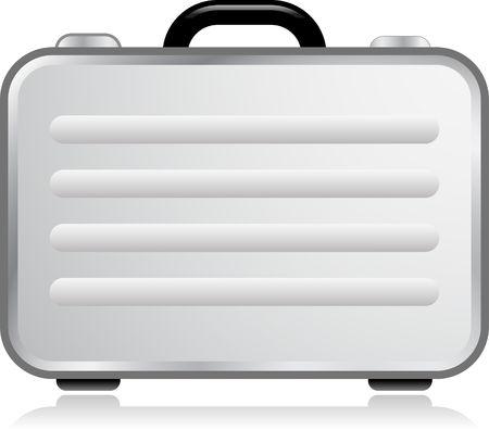 Zakelijke koffer Stockfoto