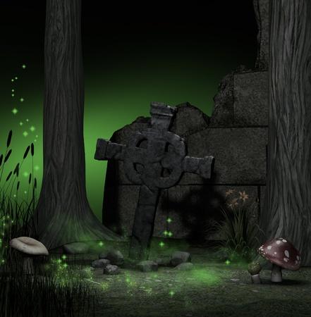 Fairy tale place photo