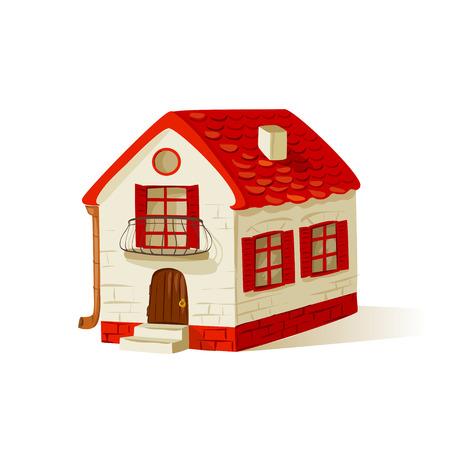 little vintage house.