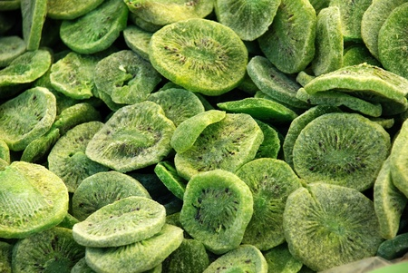 aperitive: Dried fruits - Kiwi