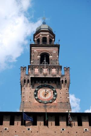 sforza: Milan - Castello Sforzesco, Sforza Castle