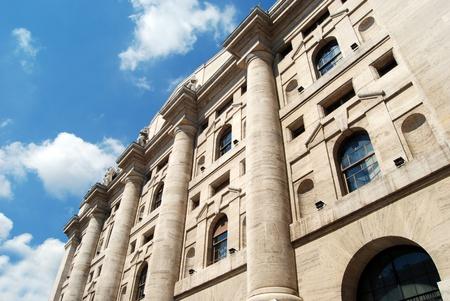 capitalist: Milan - The Borsa Italiana in Business Square