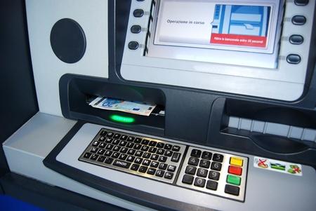 ATM, Automatic Teller Machine - Cash point, dispenser photo
