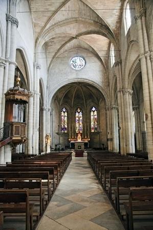 martha: St Martha Collegiate Church, Tarascon