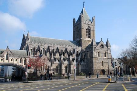 dublin ireland: Christ Church Cathedral - Dublin