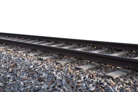 train tracks: Train tracks Stock Photo