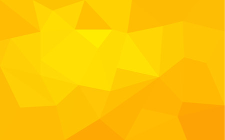 yellow design element: Yellow triangle structure abstract background