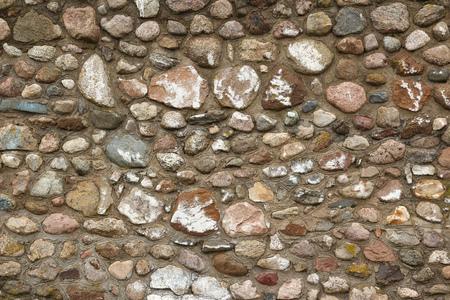 Achtergronden van stenen muur