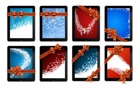Gift Apple iPad 2 with decorations