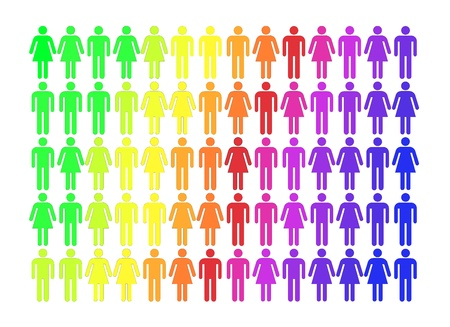 diversify: Diversity, married life and love life
